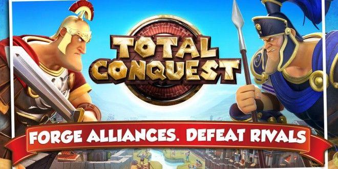 total conquest mod apk 2018