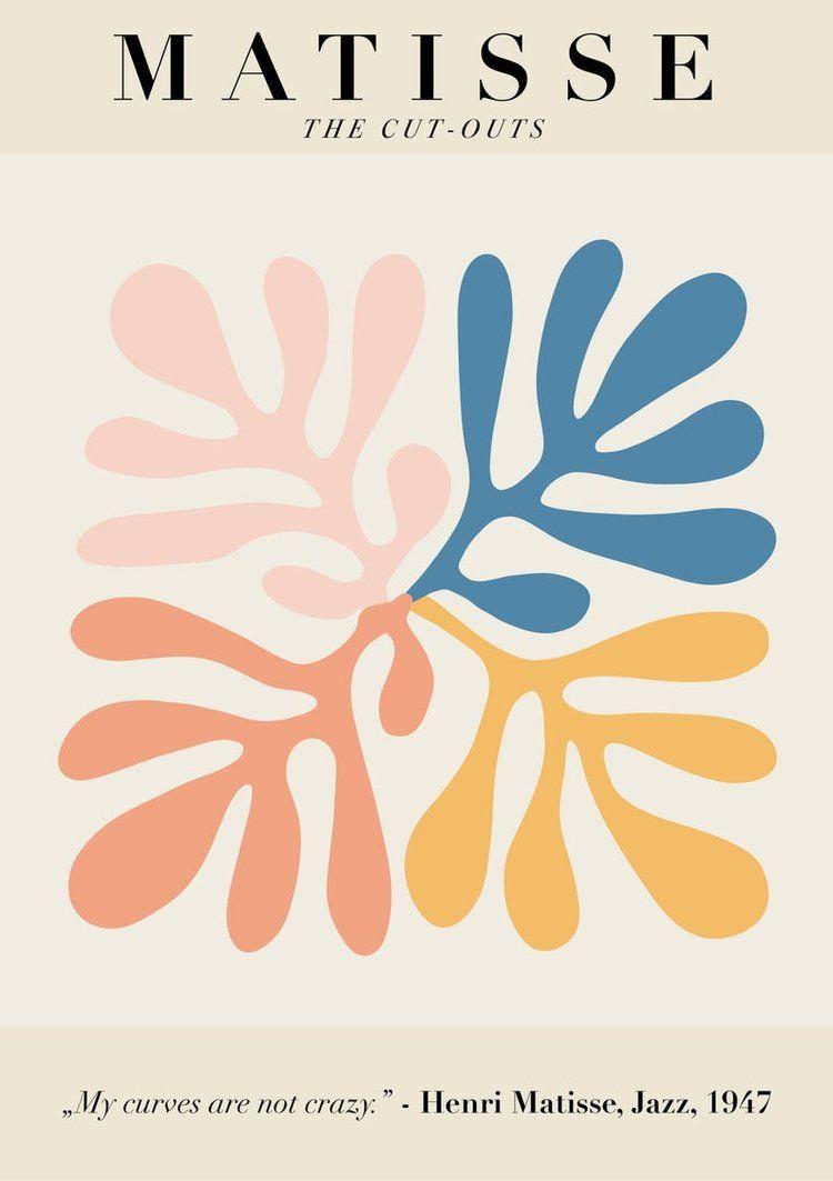 Udvalgte Plakater Fra Hele Verden Plakater Henri Matisse Billedvaegge