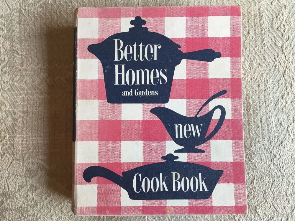 ad4319011ae10faeb96e727986e89acc - Better Homes And Gardens Cookbook 1953