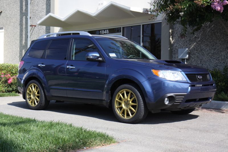 2011 Subaru Forester Xt Subaru Auto Parts Mann Engineering