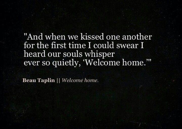Love Quotes : Beau Taplin