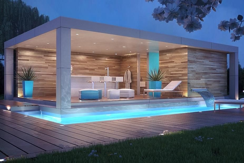 pool design - Google-Suche | Pool Area | Pinterest | House pools ...