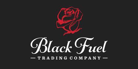 We loved designing the Black Fuel Logo! #logo #blackfuel #websitedesign