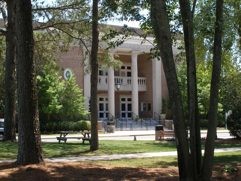 Take A Class At Coastal Carolina University Coastal Carolina