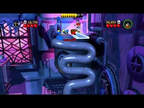 Xbox 360 cheats for lego batman 3.