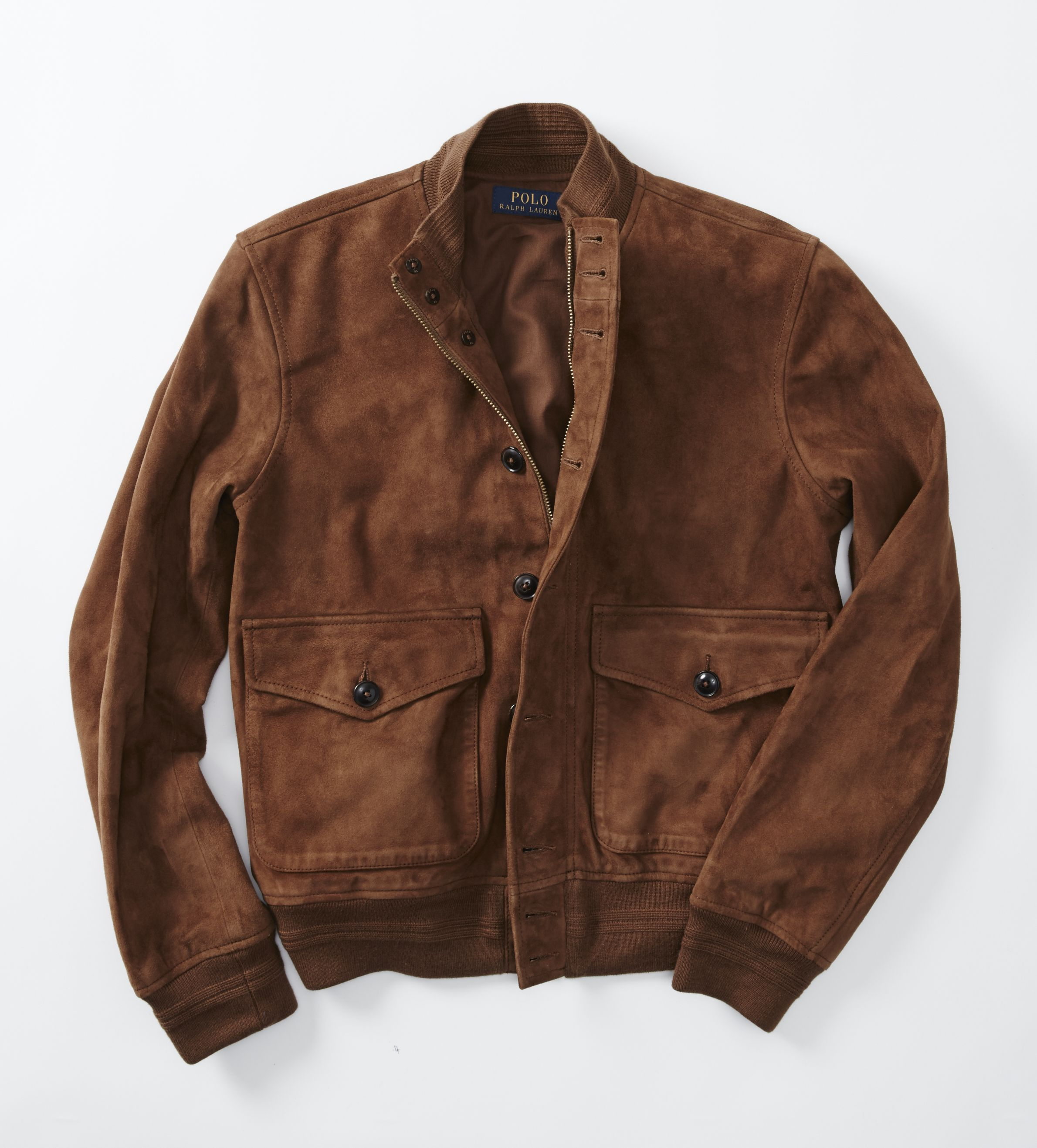 Polo Suede Jacket Ralph Lauren Workwear Vintage Mens Outfits Men S Coats And Jackets [ 2634 x 2380 Pixel ]