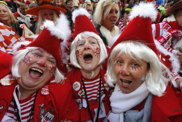 Rot Weiß Köln Karneval