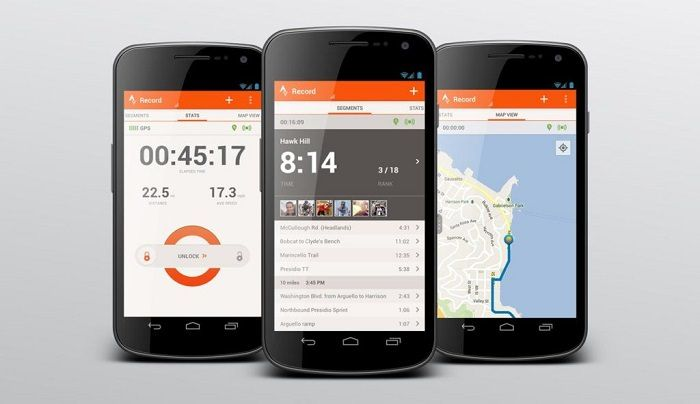 Strava Track Running, Cycling & Swimming With GPS 56.0.0