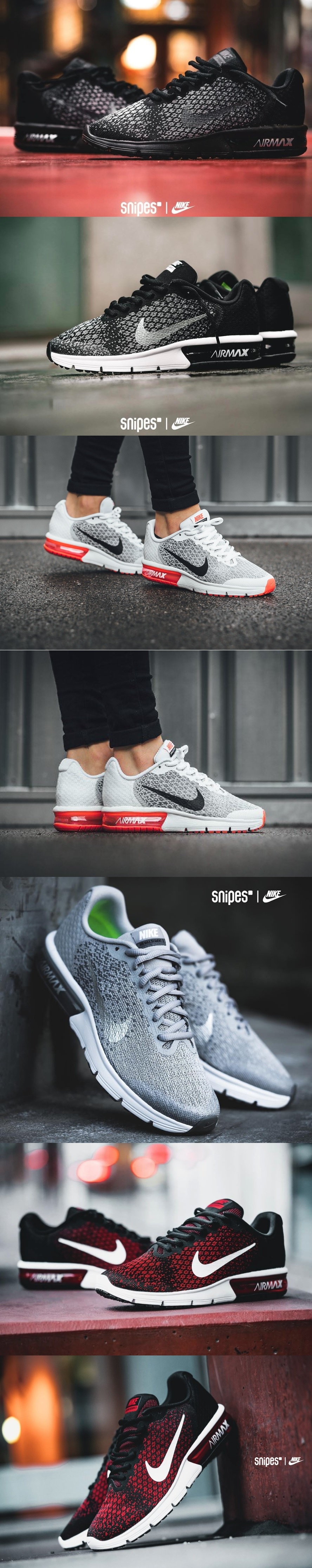 huge discount 71711 efceb  Nike  Air  Max  Sequent II http   store.nike