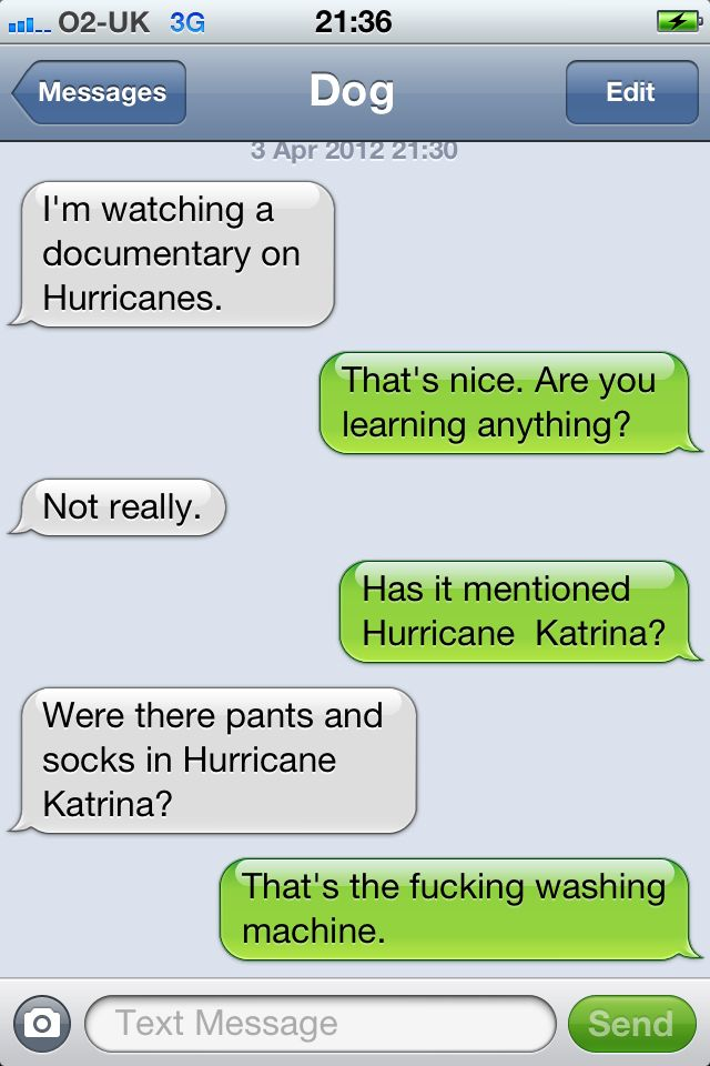 texting convo | Text From Dog catalogs the text conversations that October Jones has ...