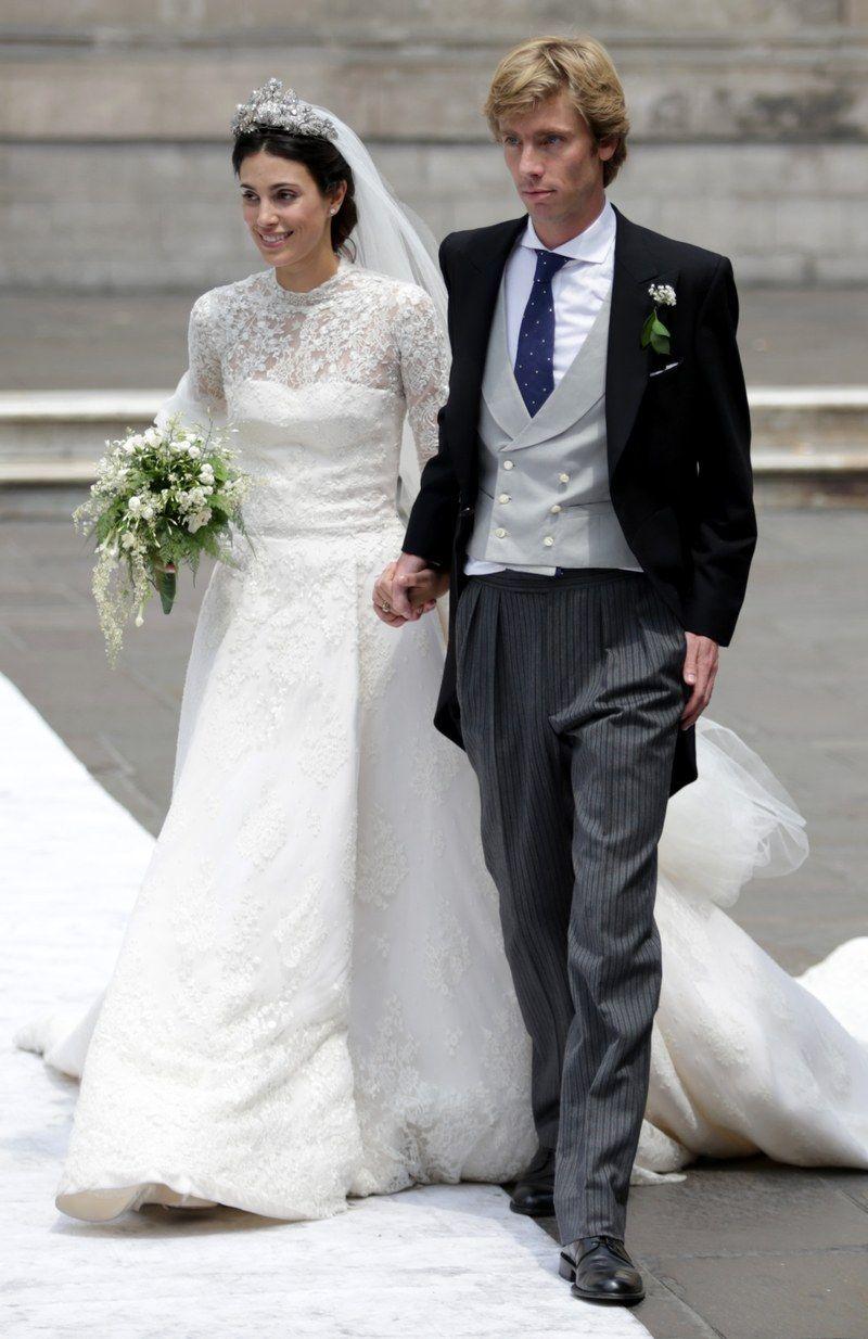 Prinz Christian Von Hannover Heiratet Alessandra De Osma Kate Middleton Hochzeitskleid Kate Middleton Hochzeit Spitzenkleid Mit Armeln