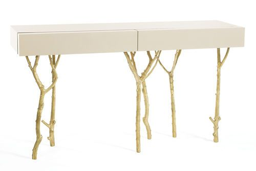 Contemporary sideboard table FIG TREE Ginger & Jagger