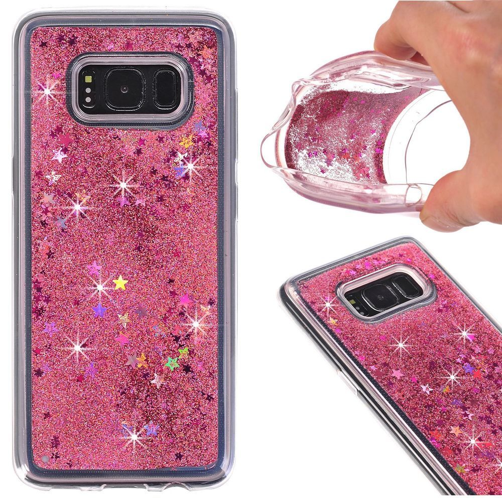 finest selection 07908 ed023 Samsung Galaxy S8+ Plus Luxury Bling Glitter Sparkle Girls Case ...