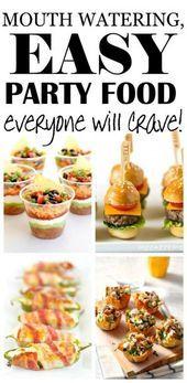 25+ ideas appetizers easy cheap finger foods