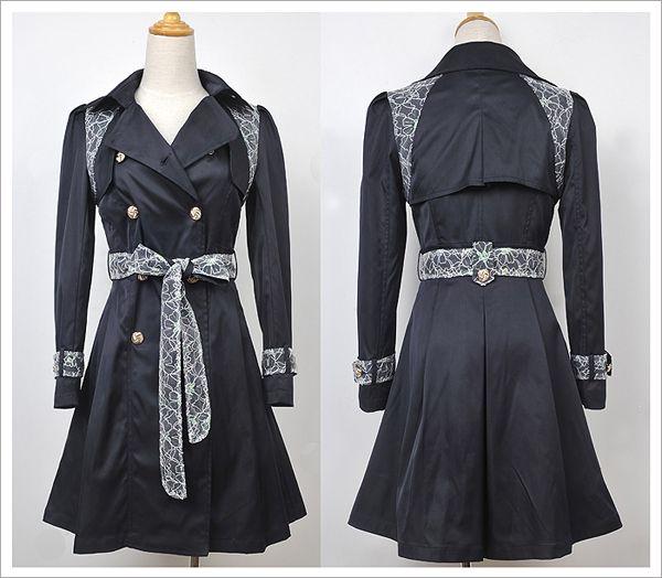 korean designer ladies windbreakers 2012 new fashion Y656 Black [Y656] $21.11 : Yuki Wholesale Clothing - Wholesale Korean Fashion,Japanese Clothing Wholesale,Wholesale Handbags
