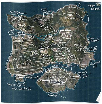 Pubg Map Poster Products Pinterest Games Map And Gaming