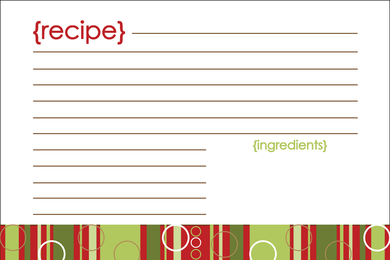 free printable christmas cards notably noted free printable christmas recipe card