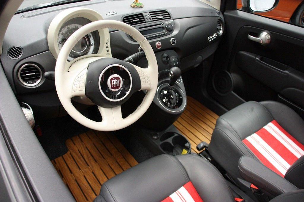 Fiat 500c Beach Cruiser Per Il Sema Cavalli Vapore Fiat 500 Cruiser Automobile