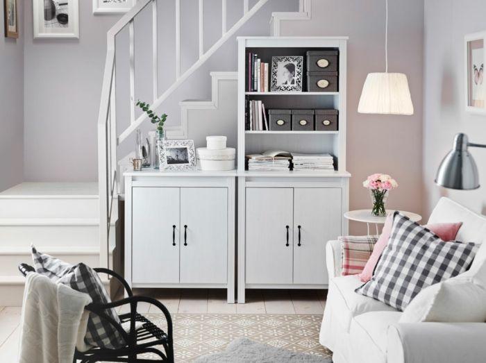 Elegant Kleines Wohnzimmer Einrichten Kommoden Wohnzimmermöbel IKEA
