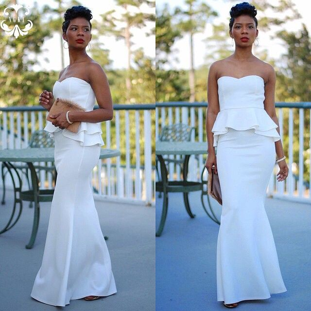 Let\'s discuss! Would you wear White to a wedding? - Wedding Digest ...