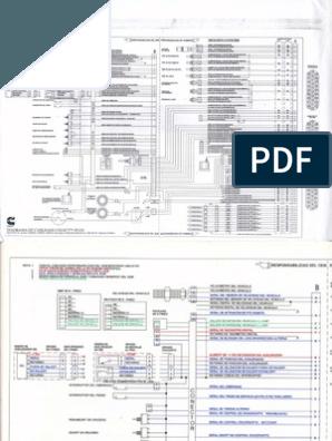 Diagrama Maxxforce Diagnosticos Del Sistema De Control Electronico Ingenieria Mecani En 2020 Sistema De Control Diagrama De Circuito Diagrama De Circuito Electrico