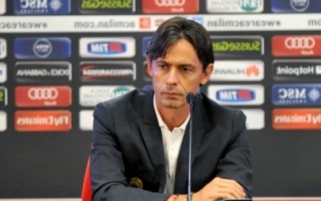 Inzaghi in conferenza alla vigilia della sfida contro il Cesena #milan #inzaghi #seriea #cesenamilan