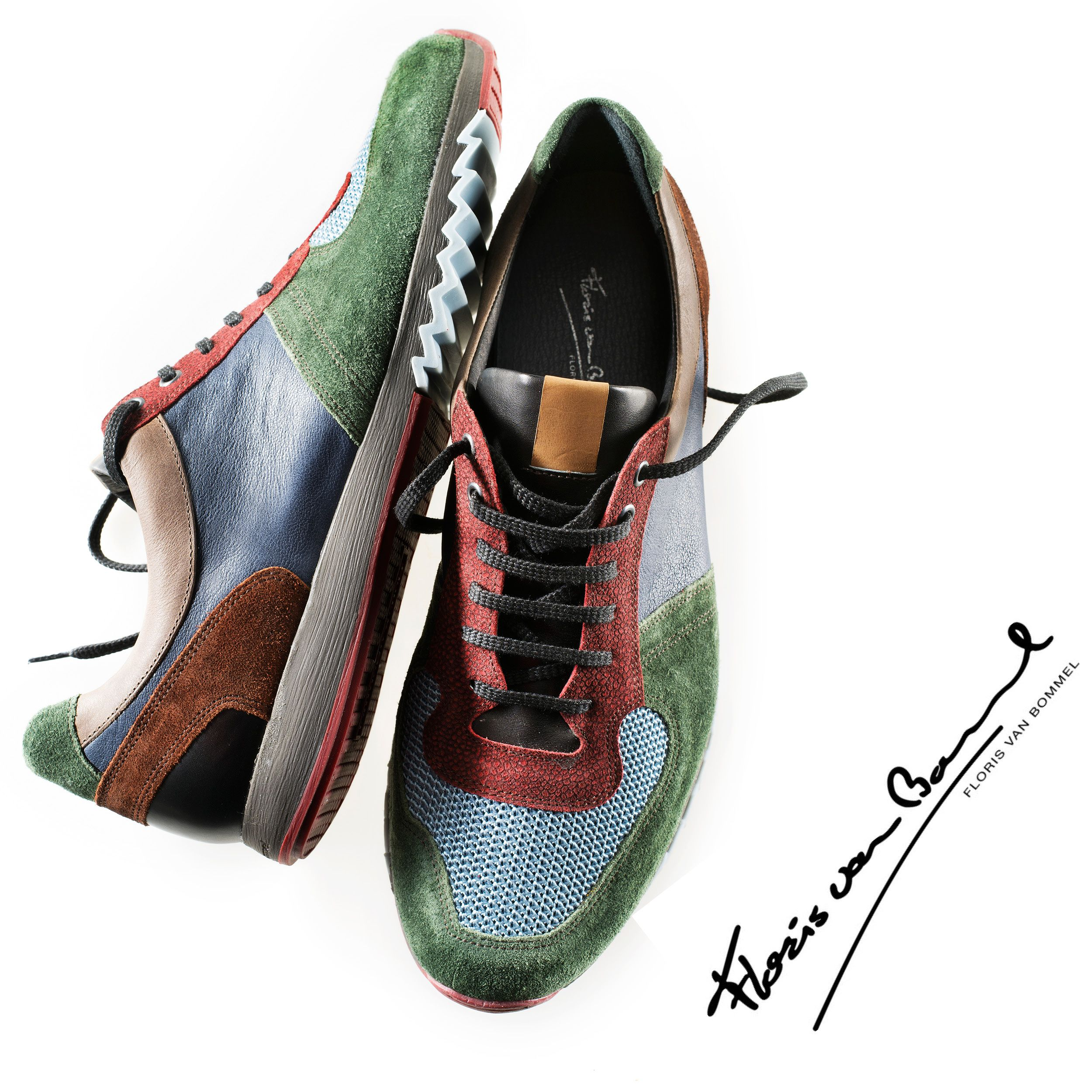 Sporty chic with Floris van Bommel @ www.labottega.be