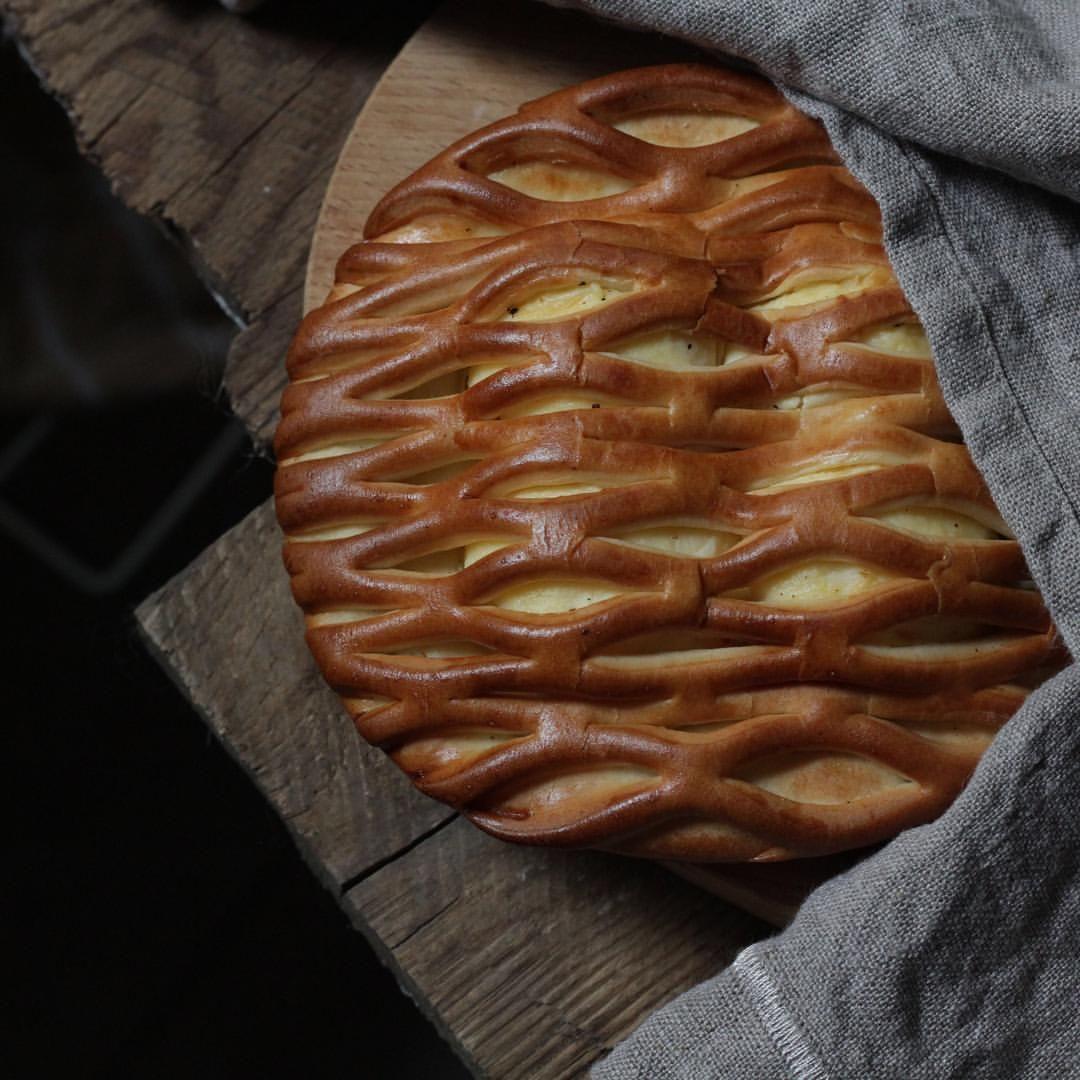 *** apple & cottadge pie ***
