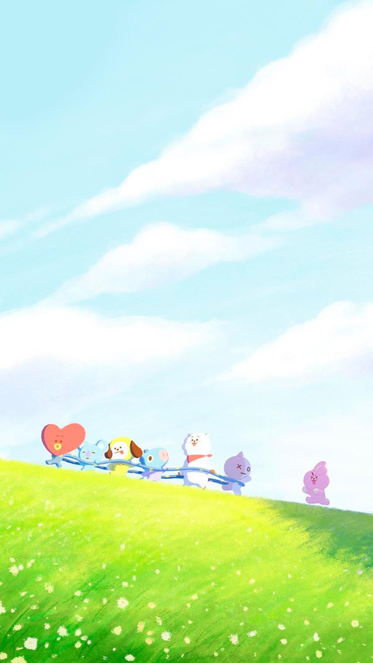 bt21 | Tumblr