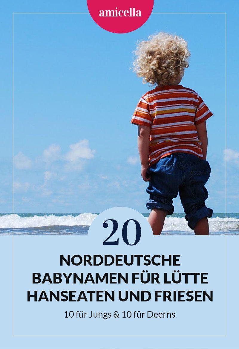 Norddeutsche Namen