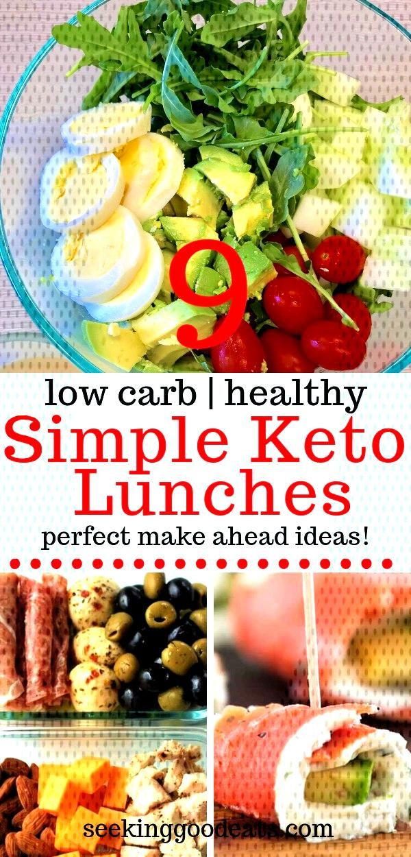 Quick keto lunches for a busy day Quick keto lunches for a busy day,