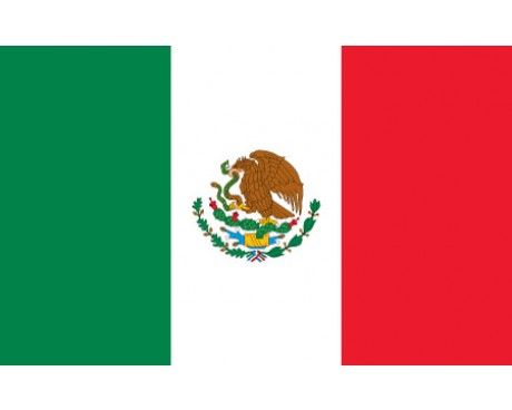 Mexico Flags And Banners Mexico Flag Mexico Map Mexican Flags