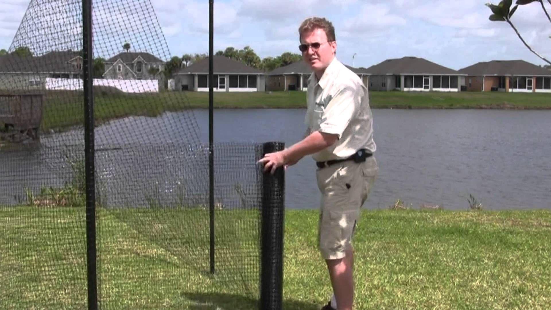 Easy Cat Fence Deer Fence Cat Fence Dog Fence