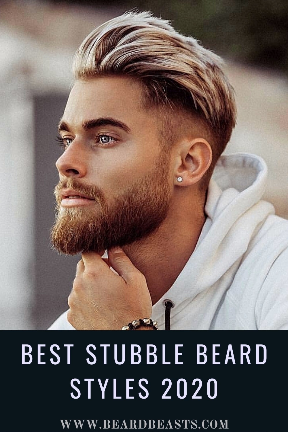 Stubble Beard Styles For 2020