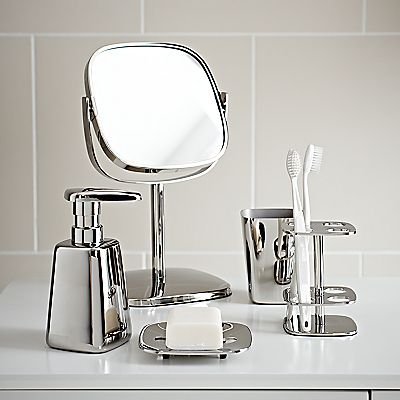 Buy Robert Welch Burford Bathroom Fitting Range online at JohnLewis.com - John Lewis