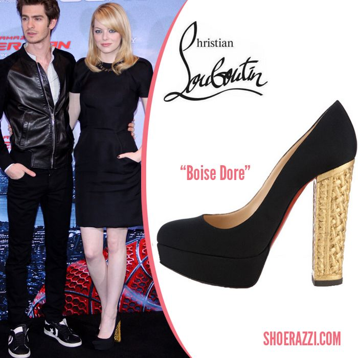 777cd766be Emma Stone Louboutin Shoes Outlet, Louboutin High Heels, Christian Louboutin  Outlet, Work Heels