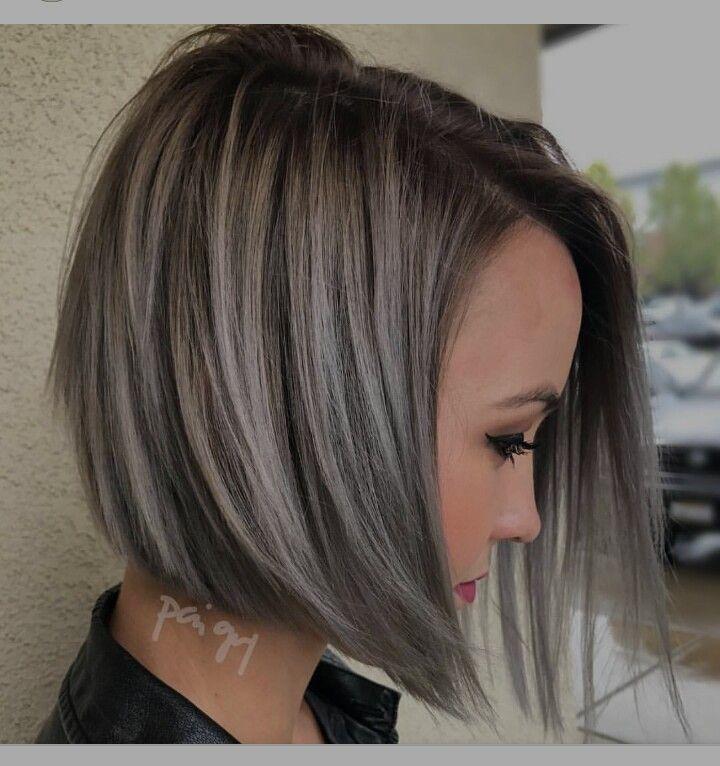 Pin by Lisa Willis on gray hair | Pinterest | Hair coloring, Grey ...