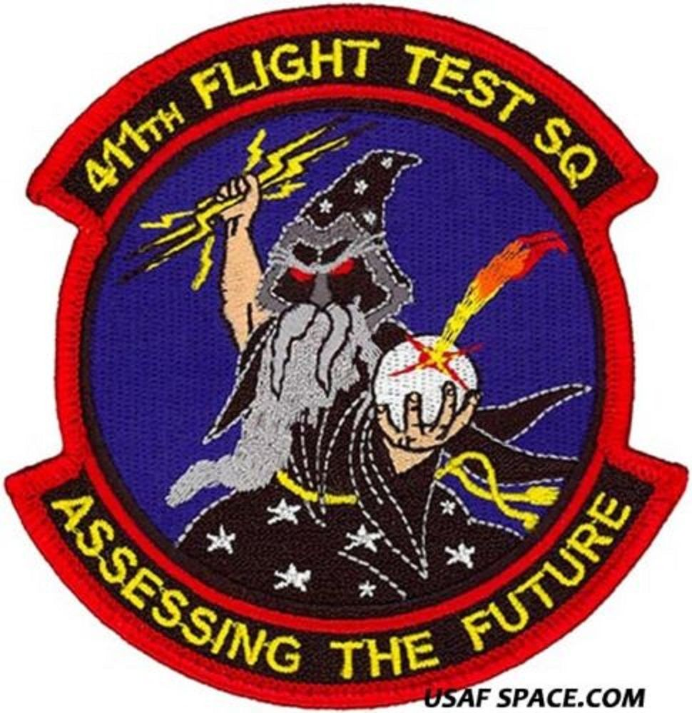 USAF 411th FLIGHT TEST SQ ASSESSING THE FUTUREORIGINAL