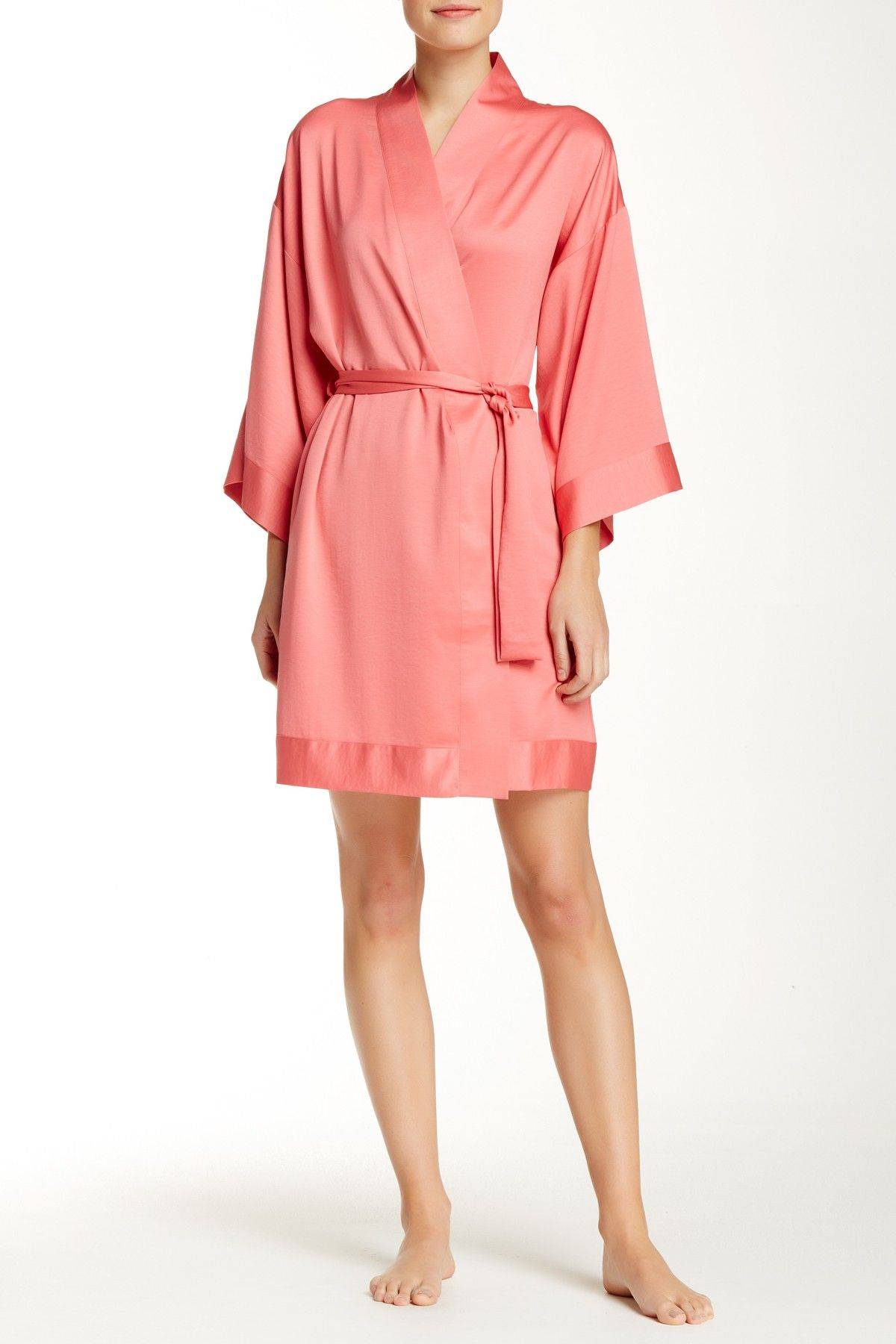 Satin Kimono Robe | Pinterest | Patrones de ropa, Patrones y Ropa