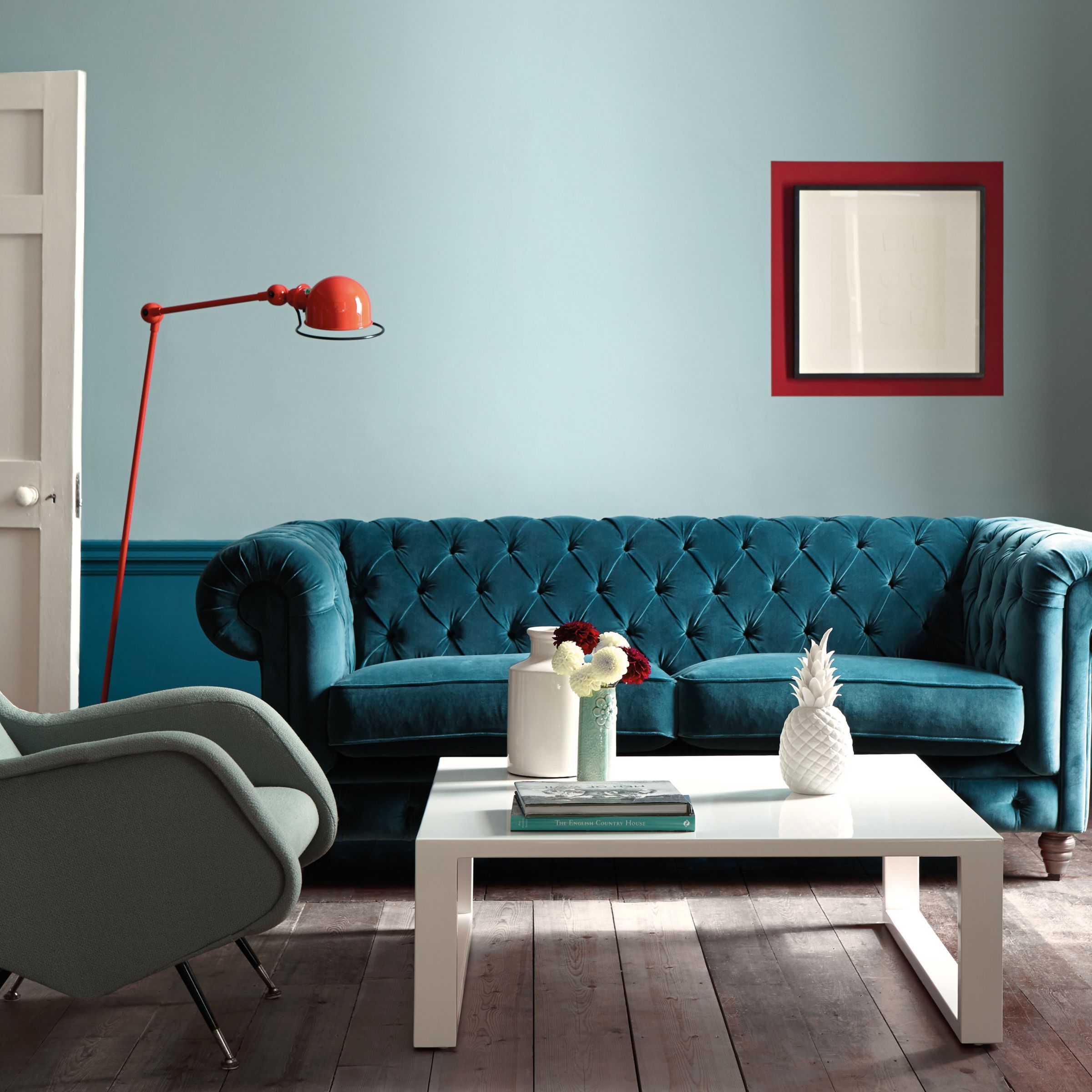 Sky Blue Sofa Living Room Ideas Dayboatnyc Home Ideas For You