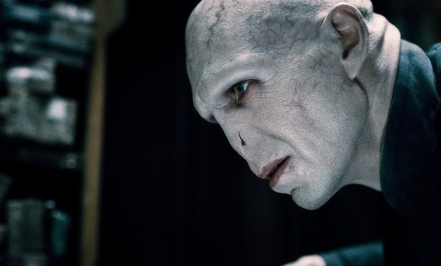 Harry Potter And The Deathly Hallows Part 1 Harry Potter Voldemort Harry Potter Villains Lord Voldemort