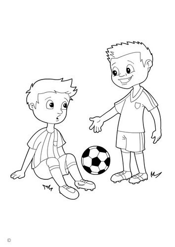 Coloring Page Fair Play Sports Coloring Pages Coloring Pages Mobile Art