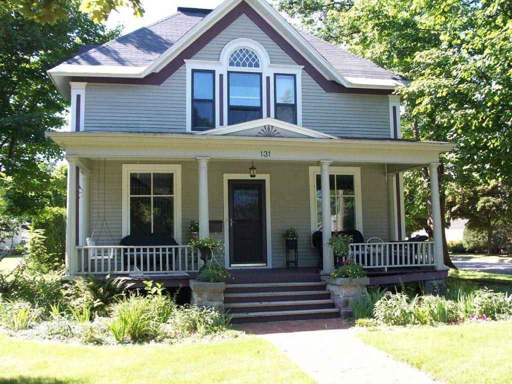 Gambar Desain Rumah Klasik Eropa Sederhana Front Porch Design Porch Design Simple House Design Gambar rumah klasik sederhana