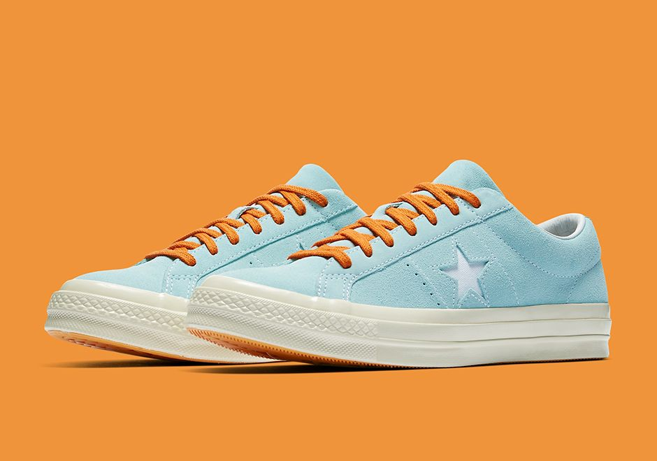 0eb35a08d The GOLF WANG Tyler The Creator Converse One Star