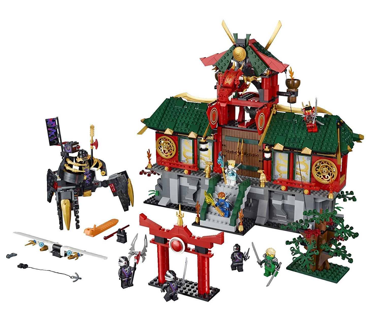 Lego Ninjago 70728 Ninjago City Amazon De Spielzeug Lego Spielzeug Lego Geschenke Lego Figuren