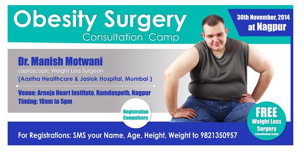 Dr Manish Motwani Head Of Department Of Weight Loss Surgery