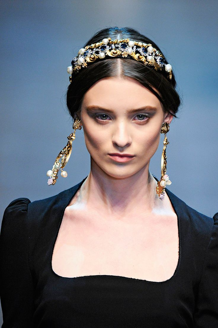 ♕ Crown Couture ♕ Dolce & Gabbana