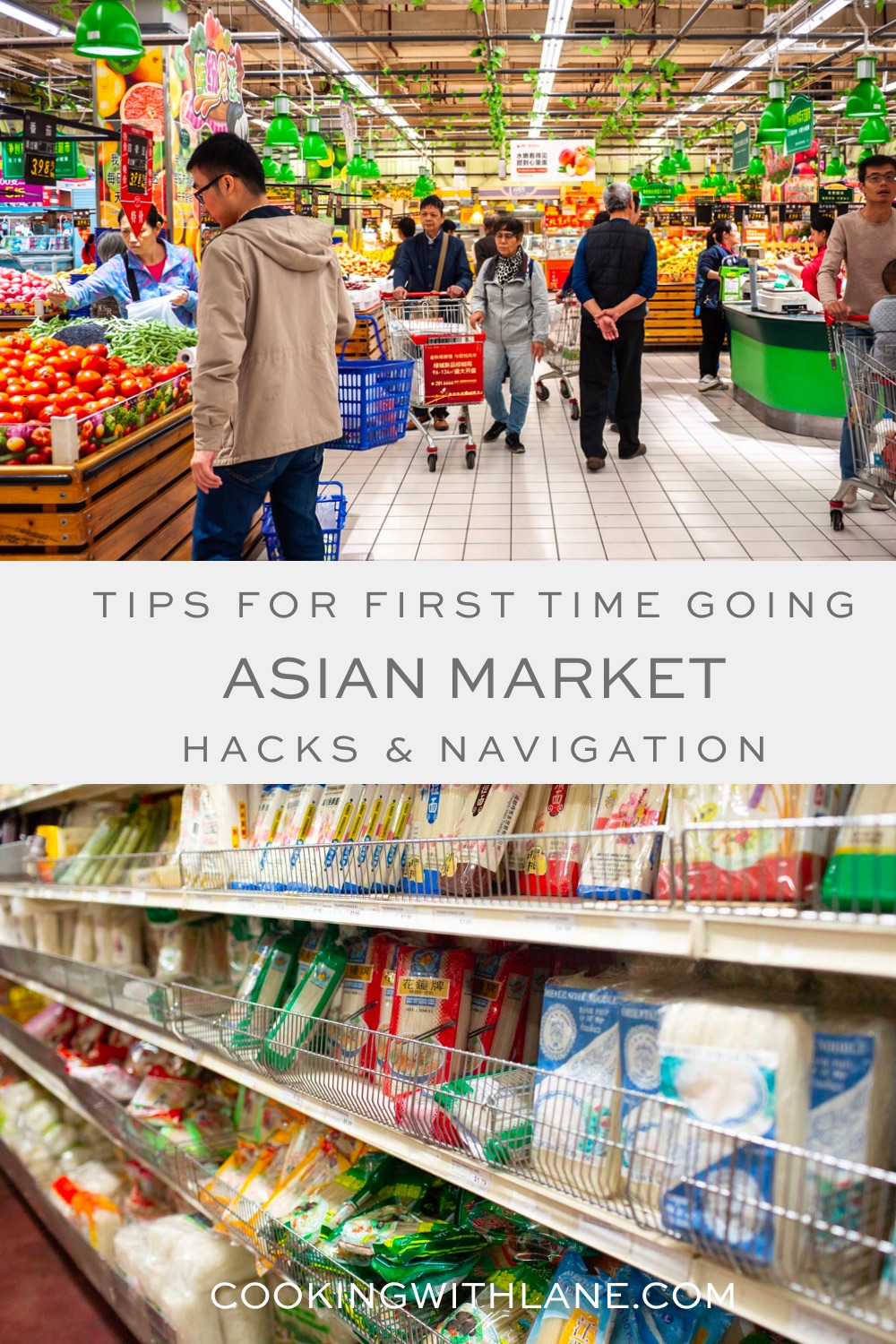 Learn How To Navigate An Asian Grocer Or Asian Market For The First Time Asianfood Asianmarket In 2020 Asian Grocery Asian Grocery Store Asian Food Store