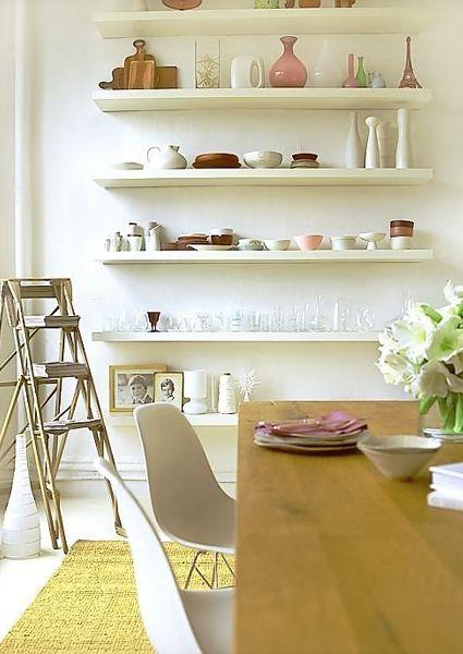 IKEA-topper; de LACK wandplank