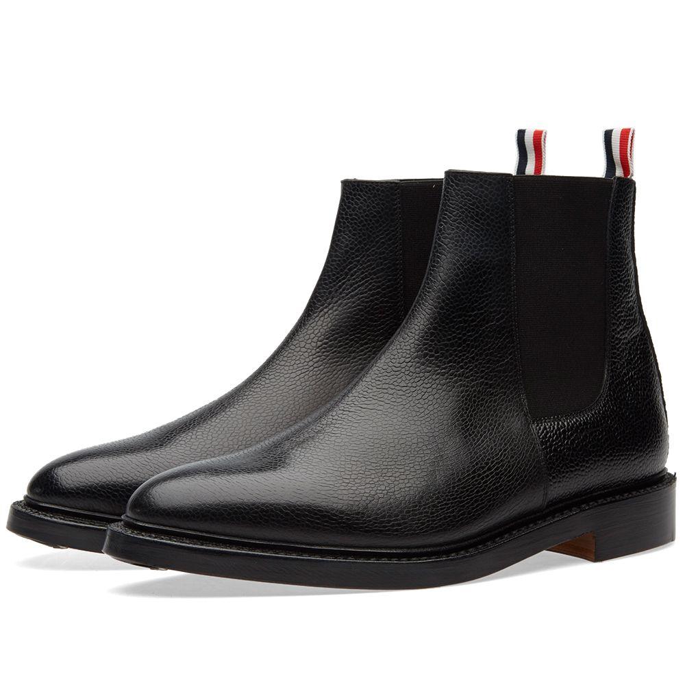 416c8e7e1c0 Thom Browne Chelsea Boot | Dd | Chelsea Boots, Black chelsea boots ...